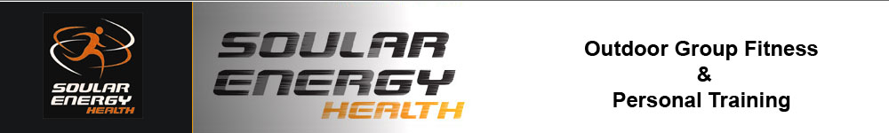 Soular Energy, Timetable, fitness, health club, outdoor exercise, : Soular Energy Logo